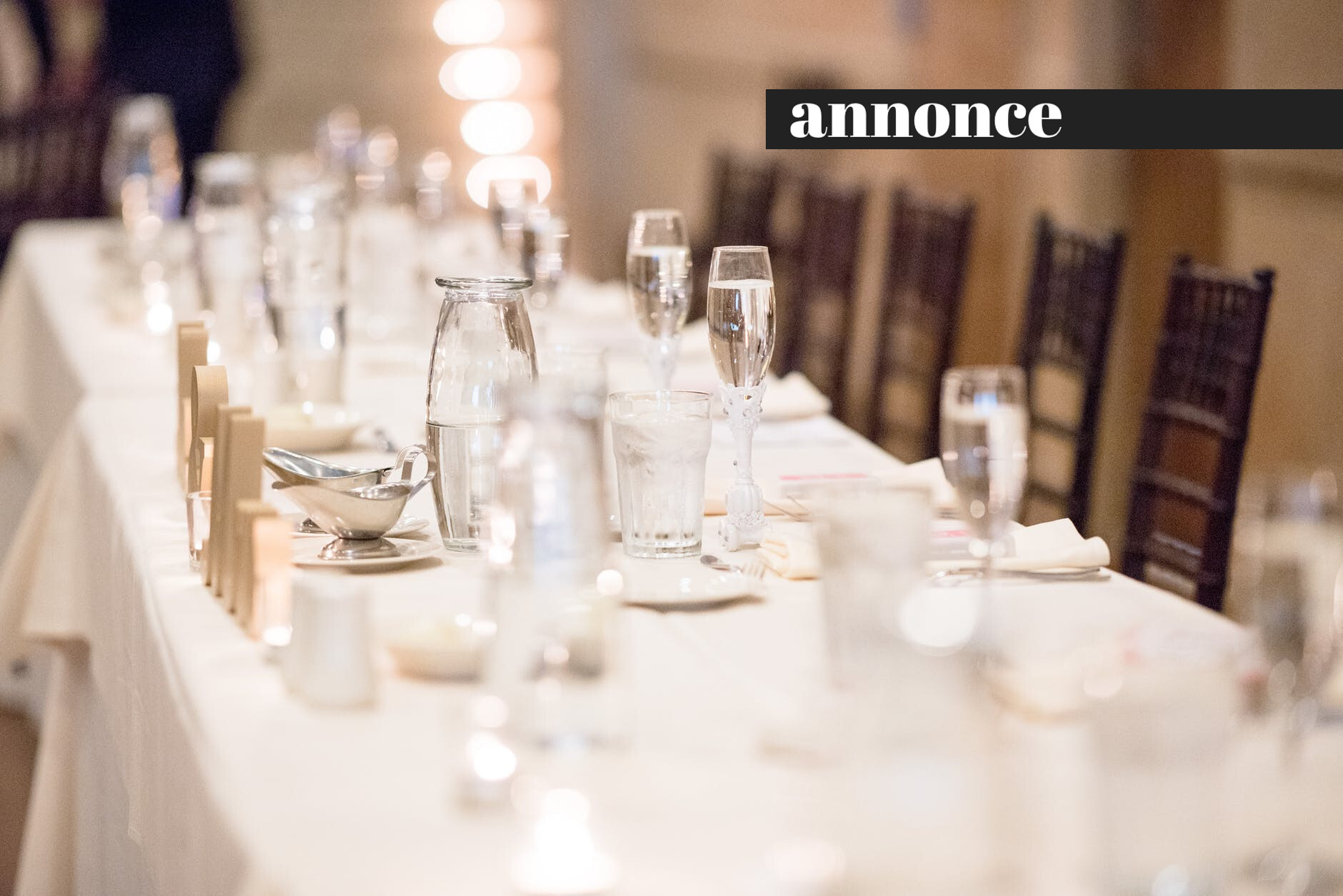 champagne flutes filled with liquid on table